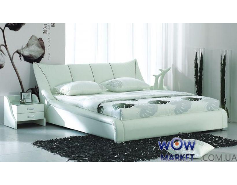 Ліжко двоспальне 1007 Aonidisi 160х200см з підйомним механізмом