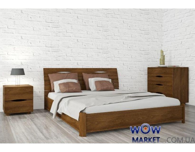Кровать двуспальная Аурель Марита Люкс 160х190(200)см