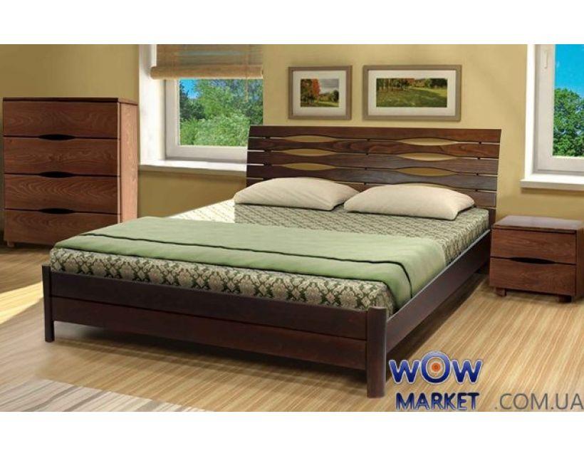 Ліжко двоспальне Аурель Маріта 160х200 (190) см