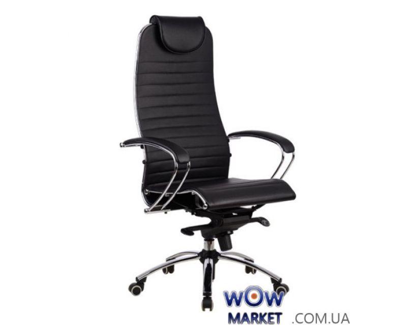 Крісло комп'ютерне Samurai K1 Black (Самурай)
