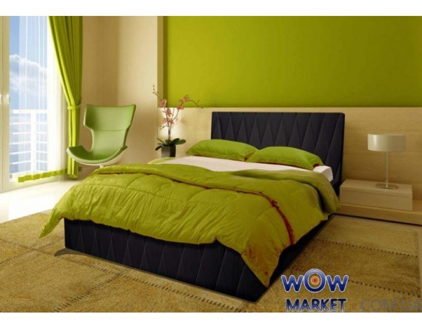 Кровать Полина с подъемным механизмом 180х200см CORNERS (Корнерс)