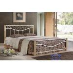 Ліжко двоспальне Ленора М 180*200см ДЛ (крем) Domini (Домини)