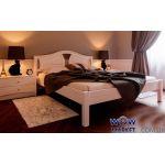 Кровать двуспальная Италия 180х200 (190) см ДревКомбинат