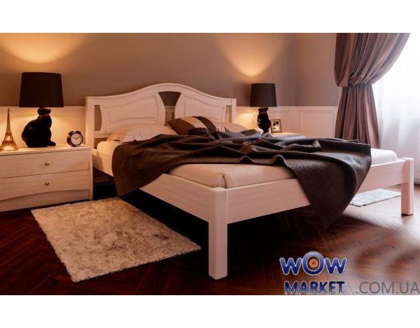 Ліжко двоспальне Італія 160х200 (190) см ДревКомбінат
