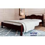 Кровать полуторная Магнолия 140х200 (190) см ДревКомбинат