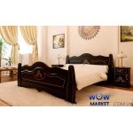 Кровать двуспальная Мальва 180х200 (190) см ДревКомбинат