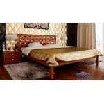 Ліжко двоспальне Модерн 180х200 (190) см ДревКомбінат