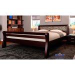 Ліжко двоспальне Ретро з куванням 160х200 (190) см ДревКомбінат
