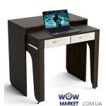 Комп'ютерний стіл ZEUS (Зевс) Nibiru (венге) Escado (Ескадо)