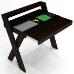 Комп'ютерний стіл ZEUS (Зевс) Cappuccino-II (SDK-2K) Escado (Ескадо)
