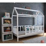 Дитяче ліжко будиночок Тедді