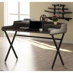 Письмовий стіл Loft Design L-10, Дуб палена