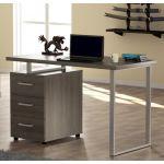 Письмовий стіл Loft Design L-27 дуб палена