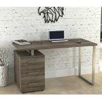Письмовий стіл Loft Design L-27 Макс Дуб палена