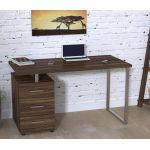 Письмовий стіл Loft Design L-27 Макс горіх модена