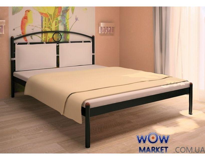 Кровать металлическая Inga (Инга) 200(190)Х180 Метакам
