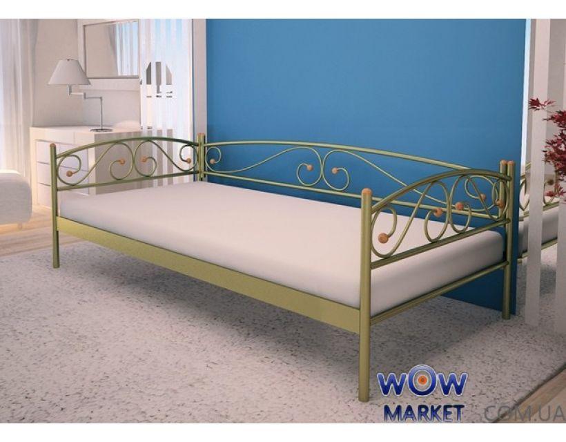 Кровать металлическая Verona Lux (Верона Люкс) 200(190)x80 Метакам