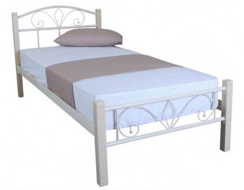 Кровать Релакс Вуд 90*200 см, бежевый Микс Мебель Iron Line