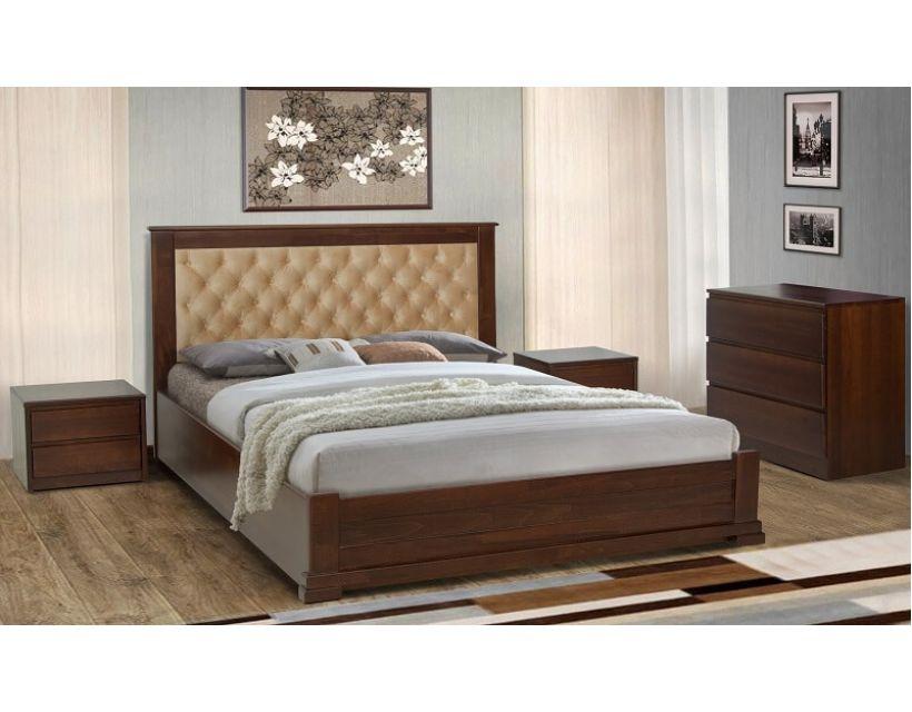 Ліжко Арізона з підйомним механізмом Кантрі Мікс Меблі