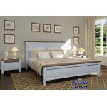 Ліжко двоспальне Беатріс (Сосна) 160х200см Мікс Меблі Уют
