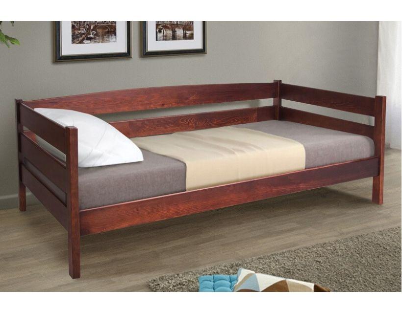 Ліжко Льова 90х200см Мікс-Меблі Уют