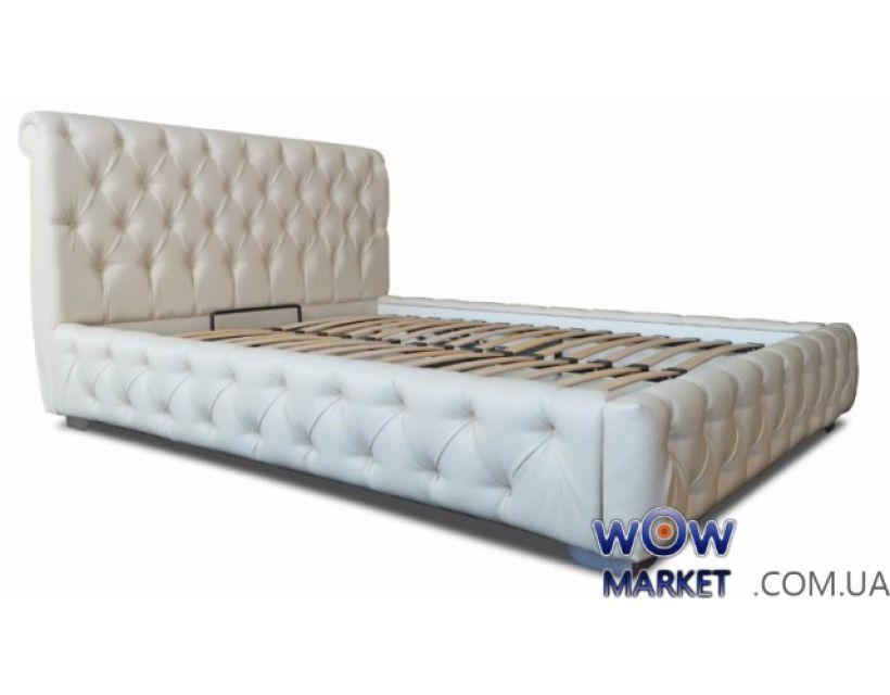 Ліжко Класік з підйомним механізмом 160х200см Novelty (Новелті)