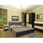 Ліжко Камелія з підйомним механізмом 160х200см Novelty (Новелті)