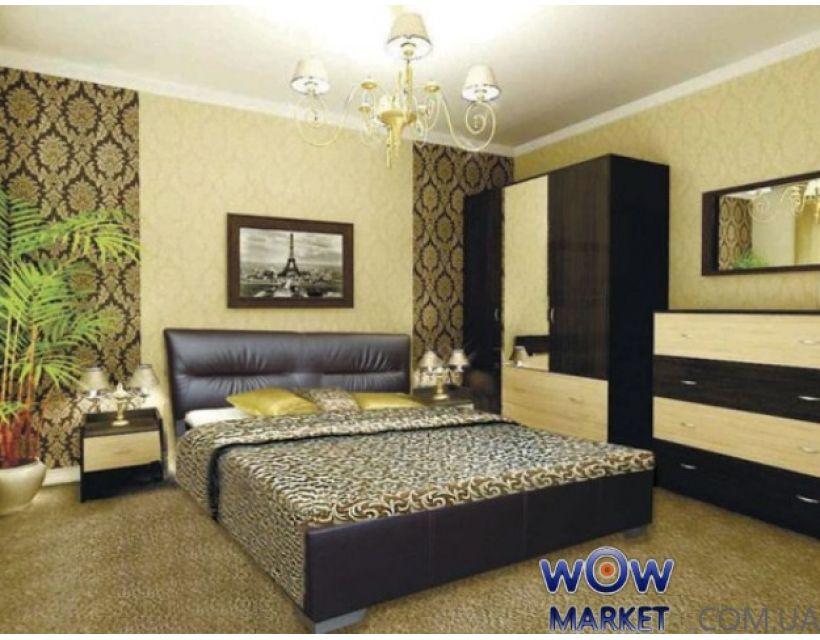 Ліжко Камелія з підйомним механізмом 180х200см Novelty (Новелті)
