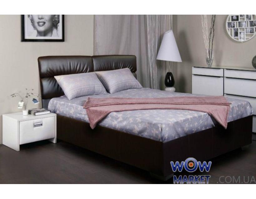 Ліжко Манчестер з підйомним механізмом 160х200см Novelty (Новелті)