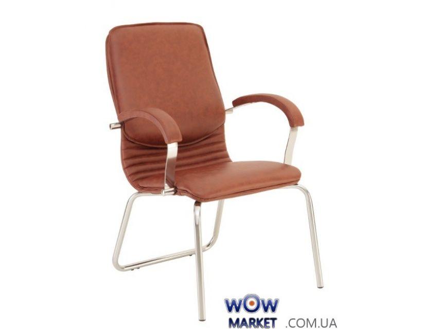 Крісло офісне Nova steel CFA LB chrome (Нова) Новий стиль
