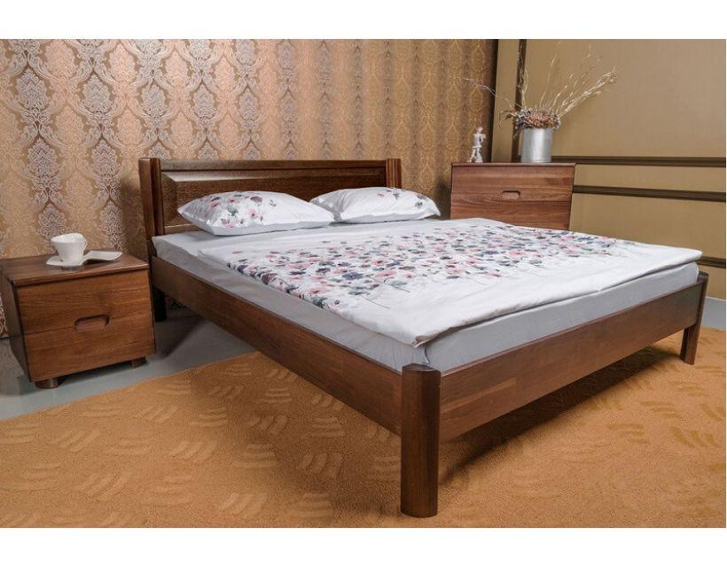 Кровать односпальная Олимп Марго филенка без изножья