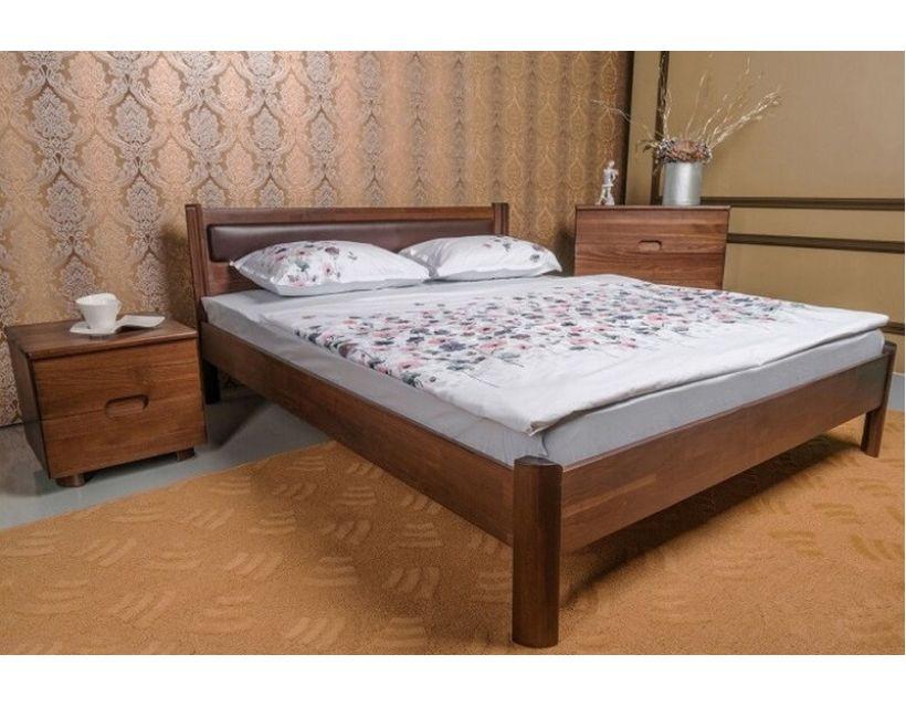 Кровать односпальная Олимп мягкая Марго без изножья