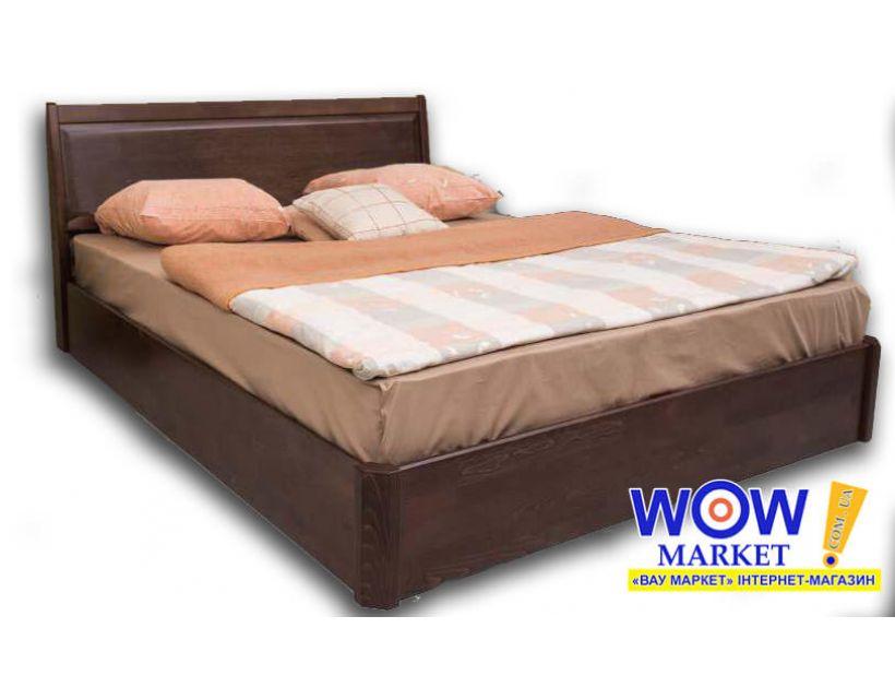 Кровать Олимп Сити с филенкой с подъемным механизмом