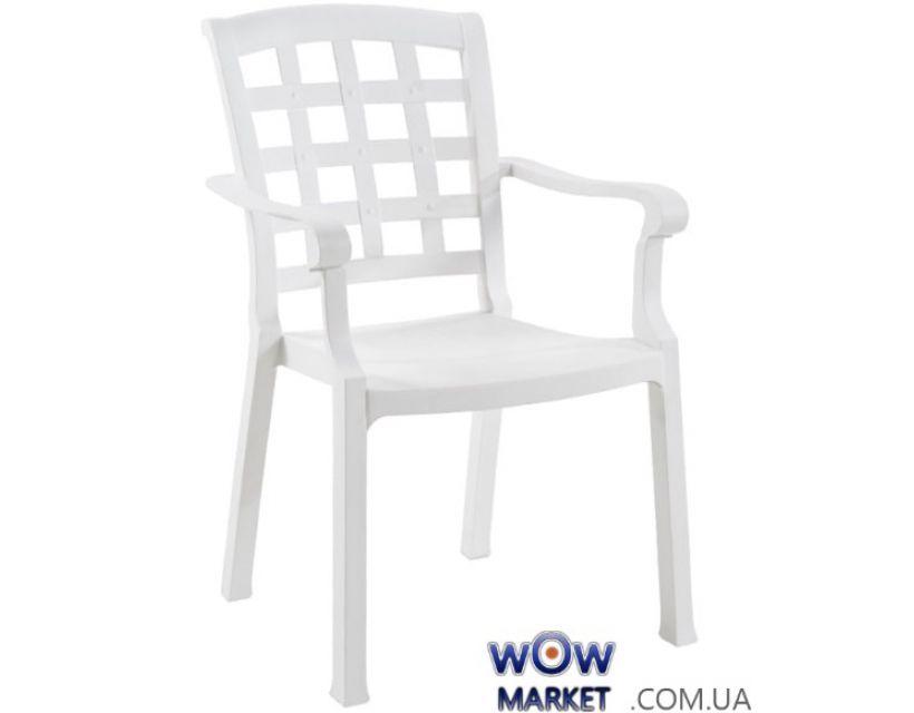 Кресло Паша 4508 белое 01 PAPATYA (Турция)