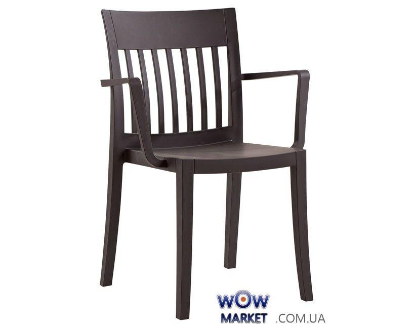 Кресло Eden-K 2300 матовое темно-коричневый 53с Papatya (Турция)
