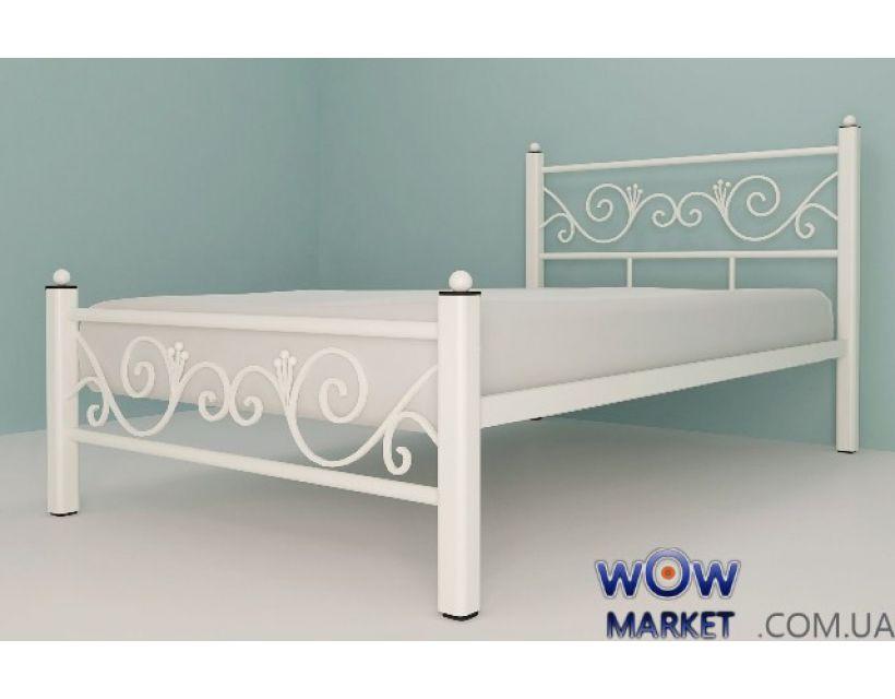 Кровать Глория без изножья 140х200(190)см Skamya (Скамья)