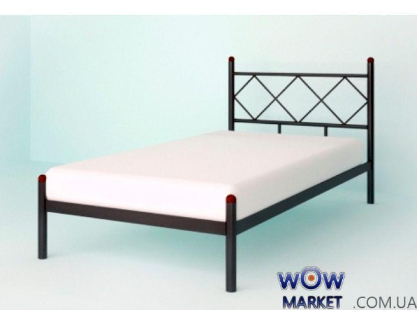 Кровать Домино 80х200(190)см Skamya (Скамья)