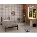 Кровать Домино 120х200(190)см Skamya (Скамья)
