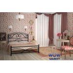 Кровать Лейла 140х200(190)см Skamya (Скамья)