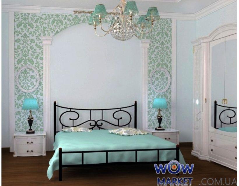 Кровать Ювента 140х200(190)см Skamya (Скамья)