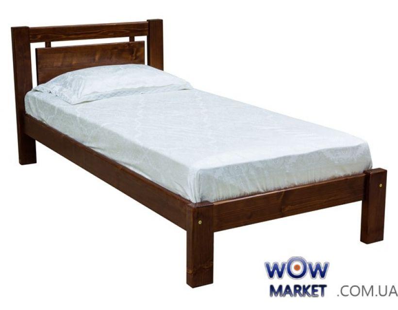 Кровать односпальная Л-110 100х190(200)см Скиф