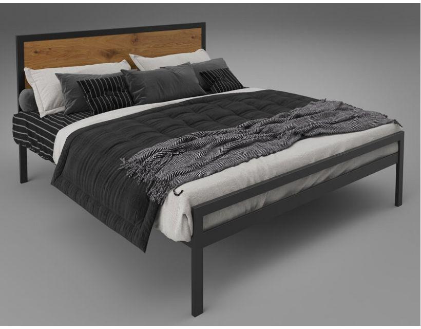 Ліжко металеве Камелія TENERO (Тенеро)