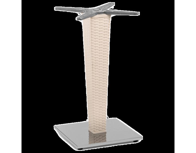 База стола Tilia Antares Single кремовый