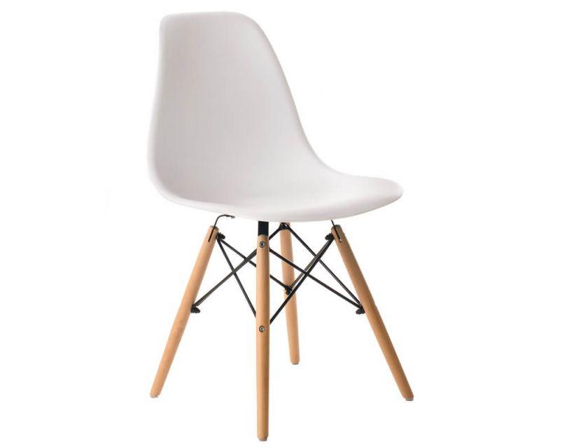 Стул Eames Chair M-05 белый