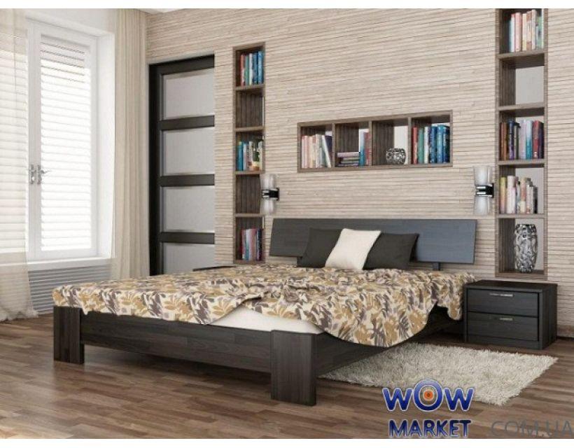 Кровать Титан 160х200см Массив Эстелла