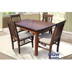 Стол раскладной Гаити 1200(+400)х700мм Микс-Мебель